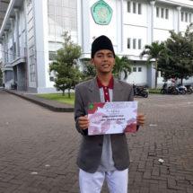Izuddin Rafi Terbaik Se Jawa Bali