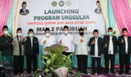 LAUNCHING PROGRAM UNGGULAN